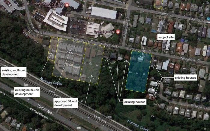 Withdrawn: Developer Abandons Proposal for 54-Unit