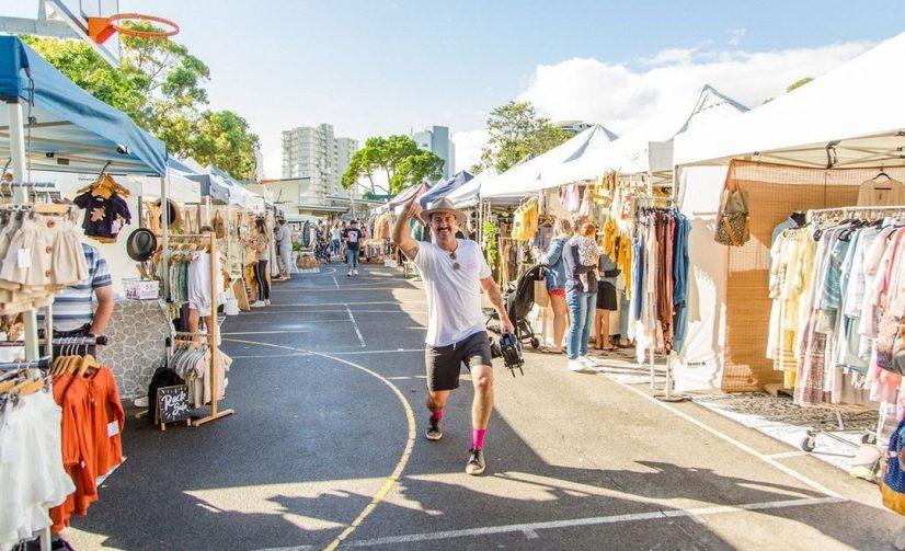 Gold Coast's Famous Village Market Returns to Stones Corner