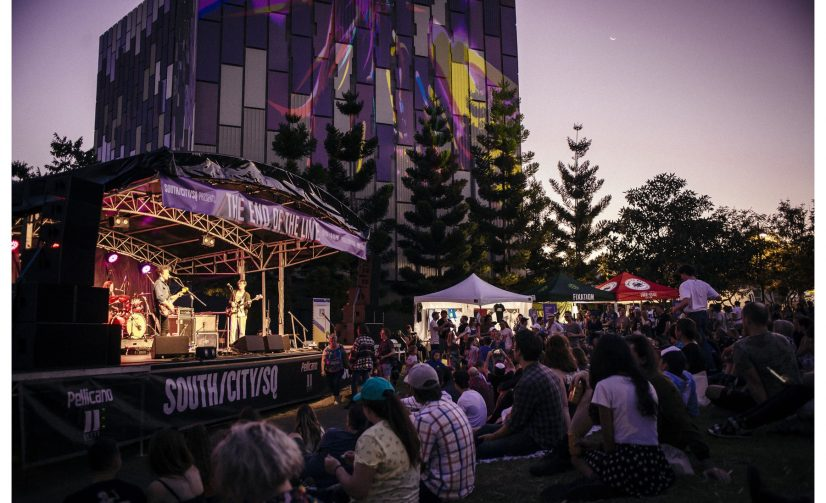 Free Jam-Packed End of the Line Festival Marks 6th Year in Woolloongabba