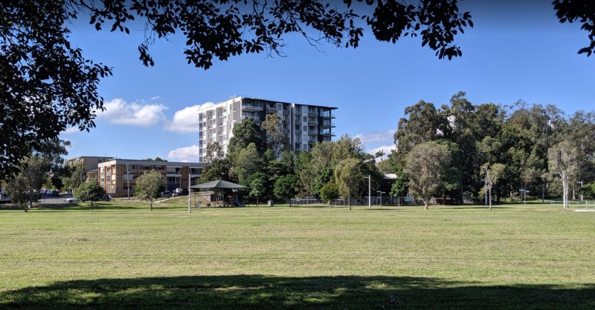 Hanlon Park Rejuvenation Project